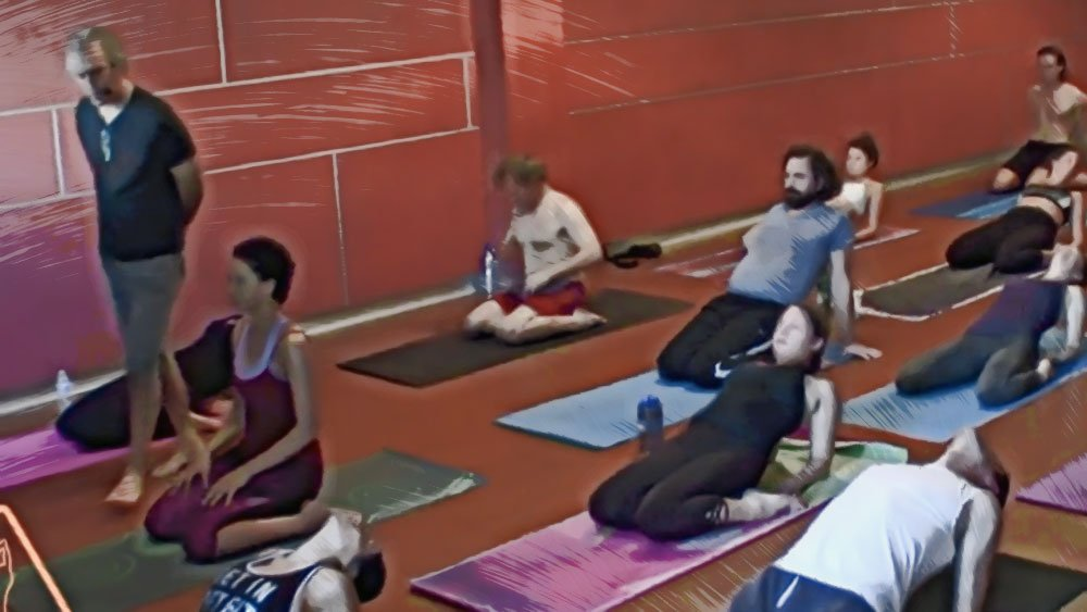 Reduce Blood Pressure with Yoga