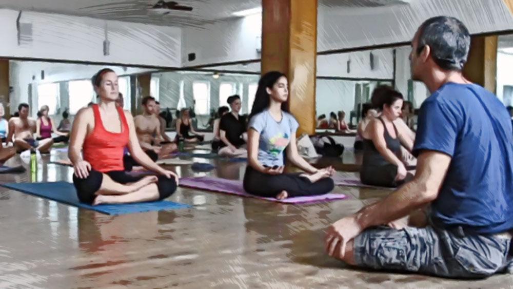 Yoga Meditation Techniques